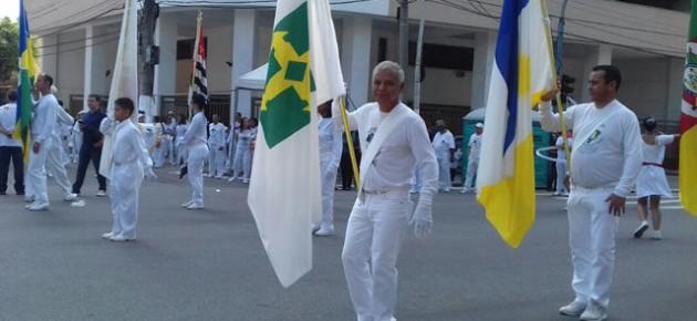 Desfile Cívico em Niterói