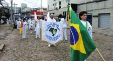 Domingo de Aniversário em Porto Alegre
